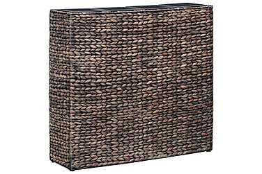 Odlingslåda med 4 krukor vattenhyacint brun