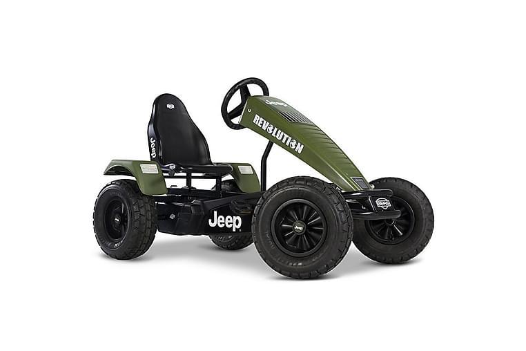 Jeep® Revolution pedal go-kart BFR-3 Trampbil - Trädgård - Hobby & lek - Lekplats & lekplatsutrustning