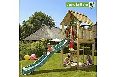 NSH Jungle Gym Cabin Lektorn Komplett utan Rutschkana