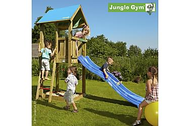 NSH Jungle Gym Castle Lektorn Komplett utan Rutschkana
