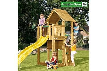 NSH Jungle Gym Cubby Lektorn Komplett utan Rutschkana