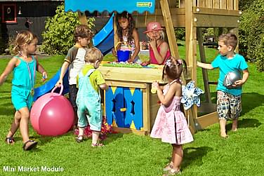 NSH Jungle Gym Minimarket Modul