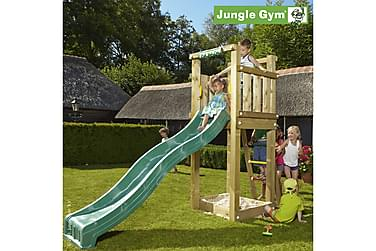 NSH Jungle Gym Tower Lektorn Komplett utan Rutschkana