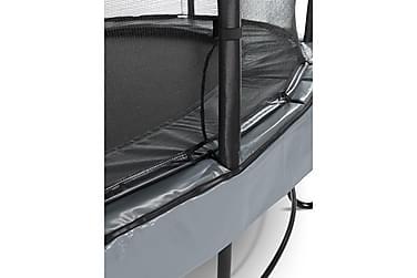 Exit Elegant Premium Studsmatta med Nät Deluxe 366 Rund