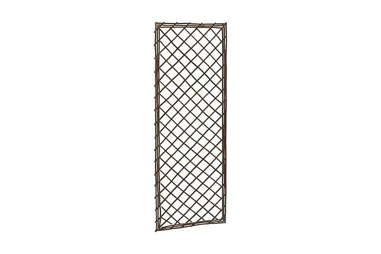 Spaljéer 6 st 30x170 cm pil - Brun - Trädgård - Odling & trädgårdsskötsel - Växthustillbehör