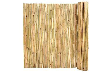 Bambustaket 300x150 cm