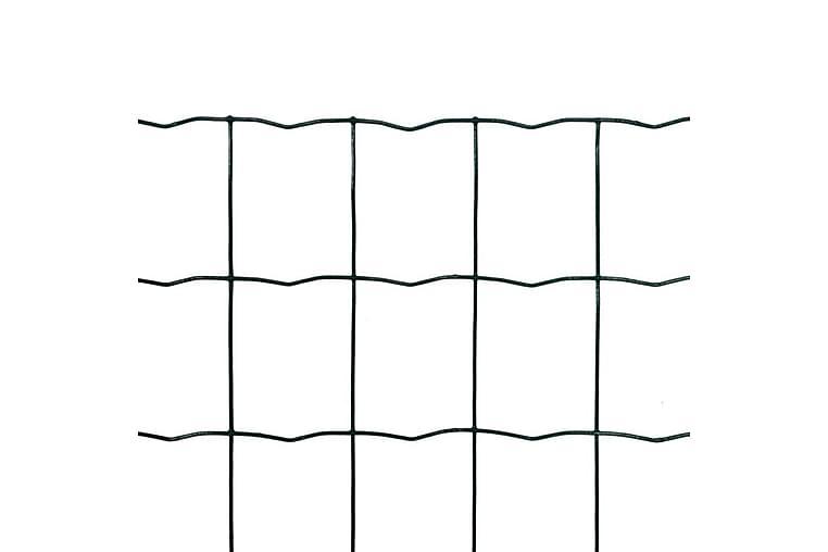 Eurofence stål 25x1,7 m grön - Grön - Trädgård - Trädgårdsdekoration & utemiljö - Staket & grindar