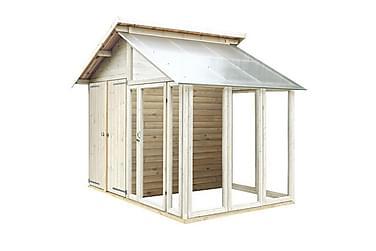 Redskapsbod/växthus 6,6 m2