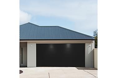 Garageport - med fjärrstyrning - 3000x2125mm