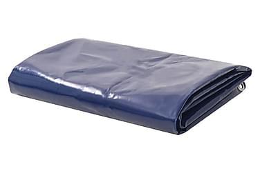 Presenning 650 g/m² 3x3 m blå