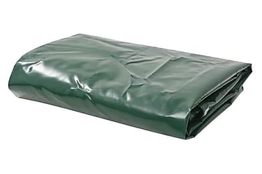 Presenning 650 g/m² 3x5 m grön