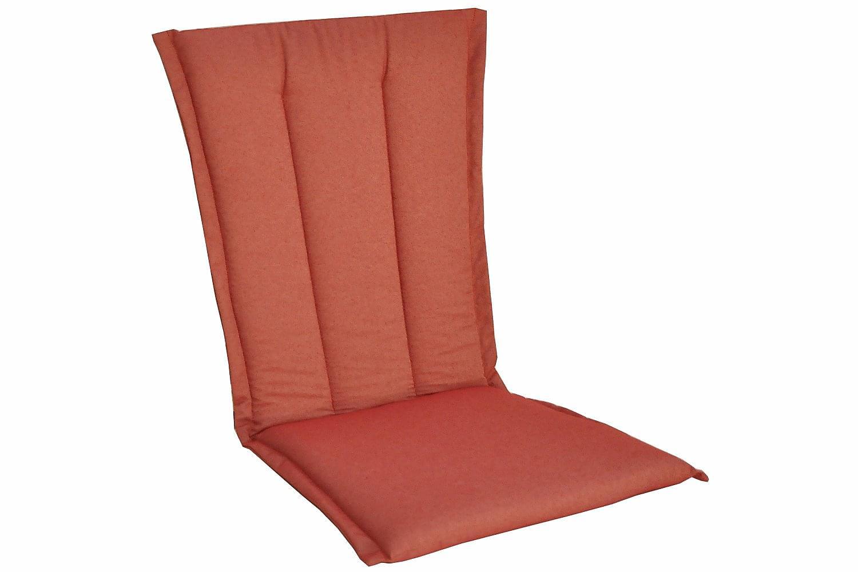 HINSBO pastell Nojatuolin pehmuste Punainen