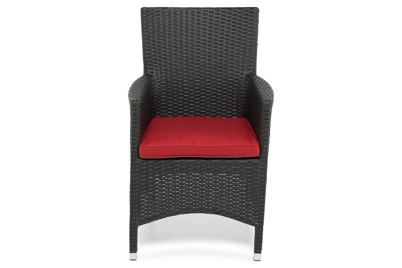 PAIGE Istuinpehmuste Punainen