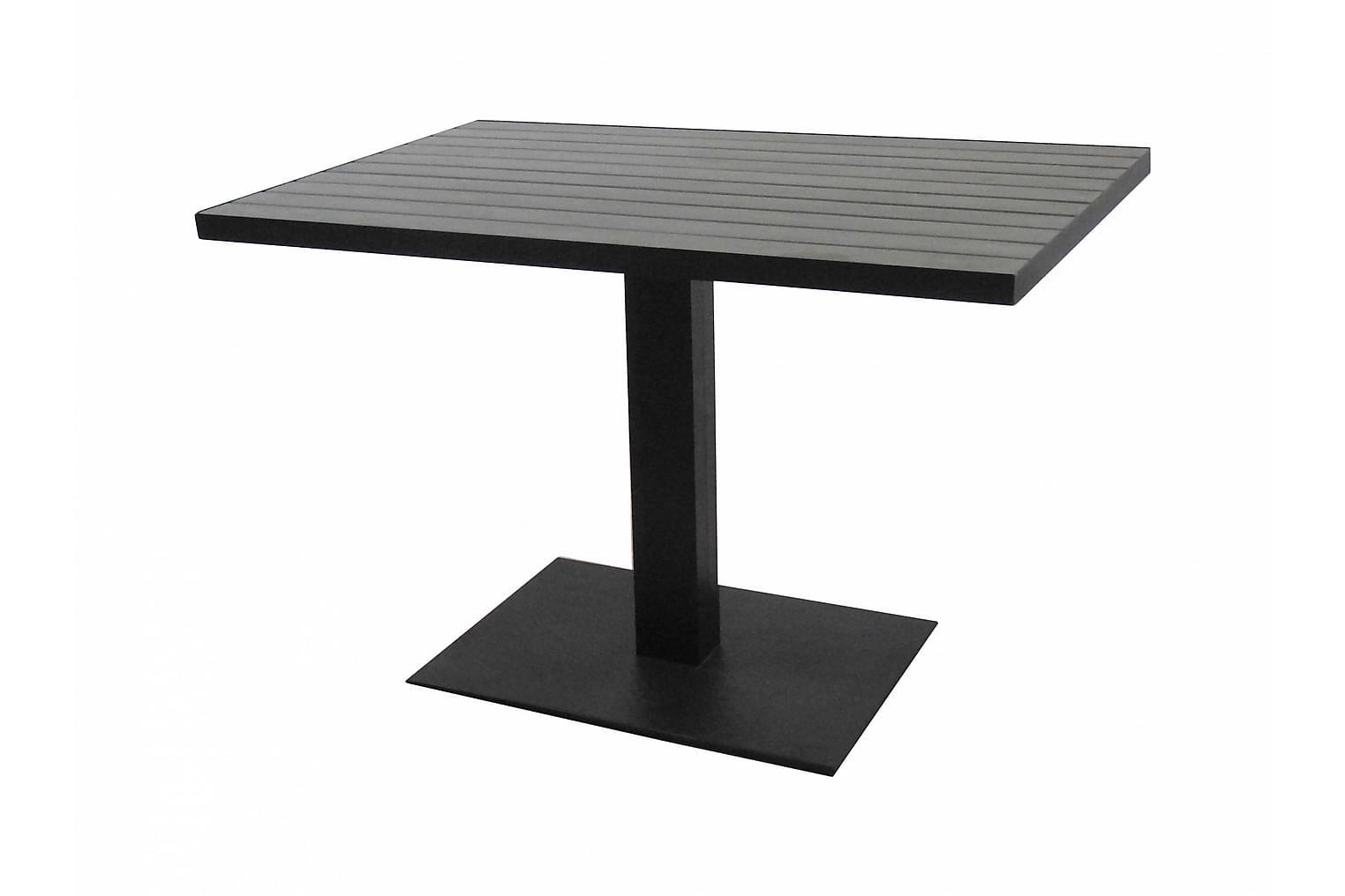 ATLANTA CAFE Pöytä 110 Musta