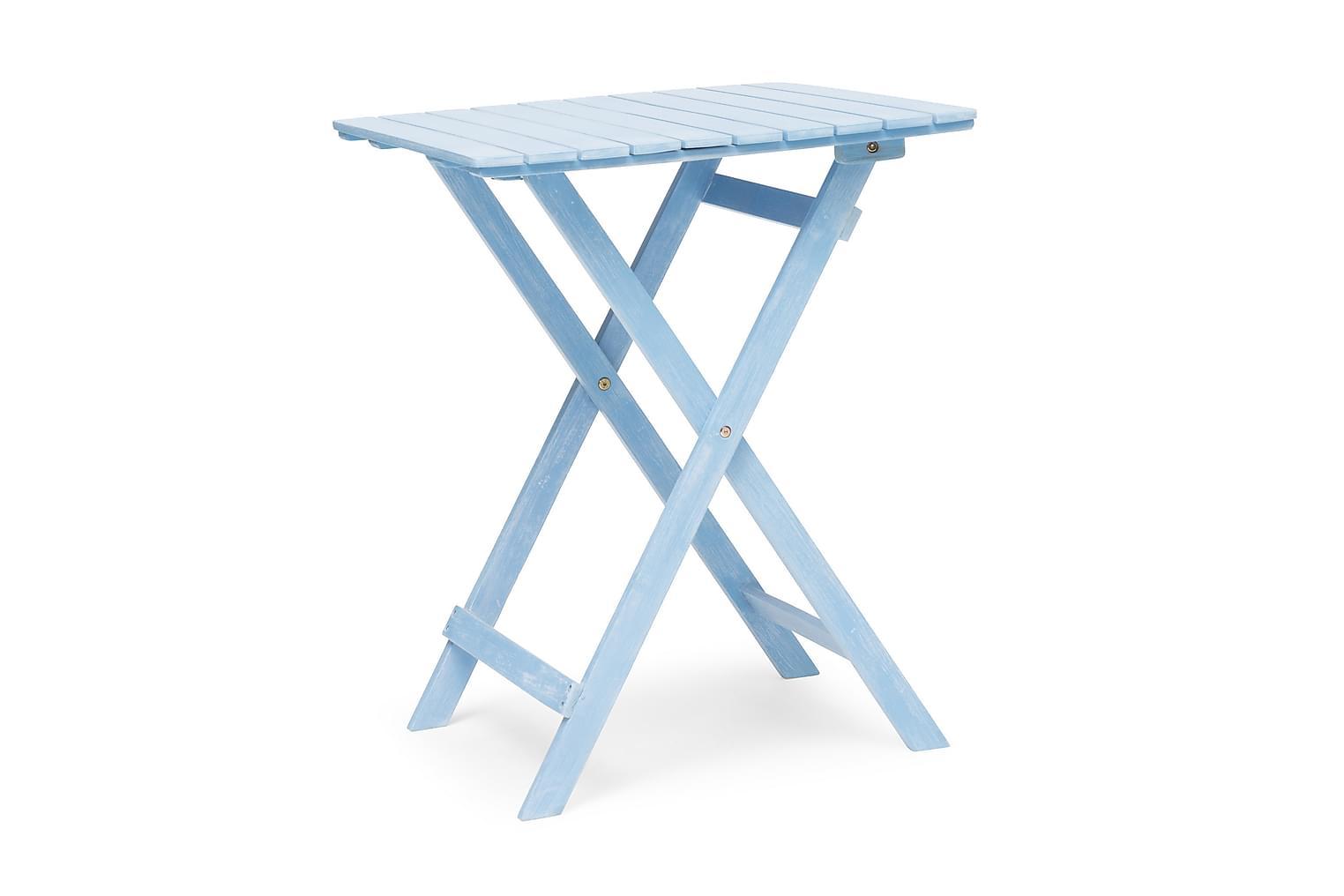 LENA Taittopöytä 58 Sininen
