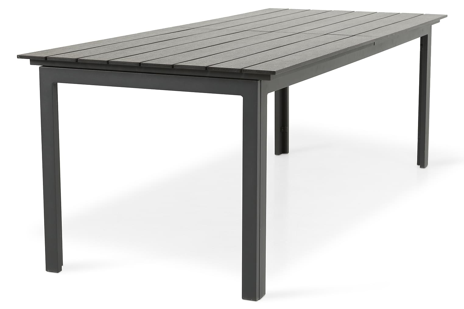 IDAHO Jatkettava Pöytä 220 Musta