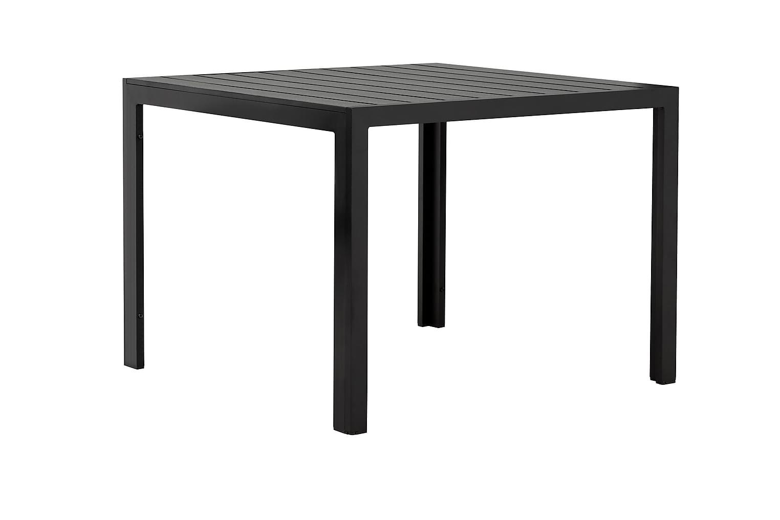 MALTA Pöytä 100 Musta