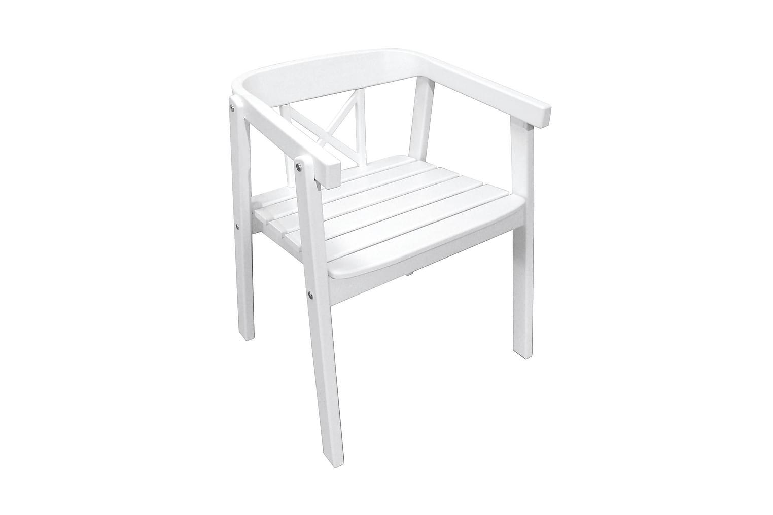 MOLISE Nojatuoli Valkoinen