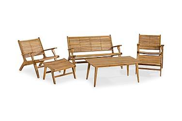 Tukan Loungegrupp 4-sits