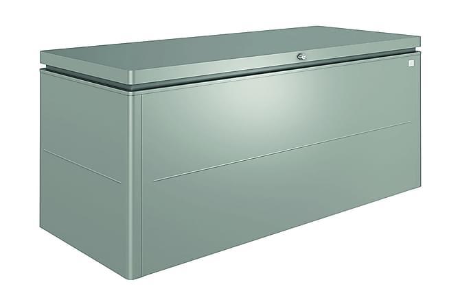 Biohort Dynbox 200 - Grå - Trädgård - Utomhusförvaring - Dynförvaring & möbelskydd