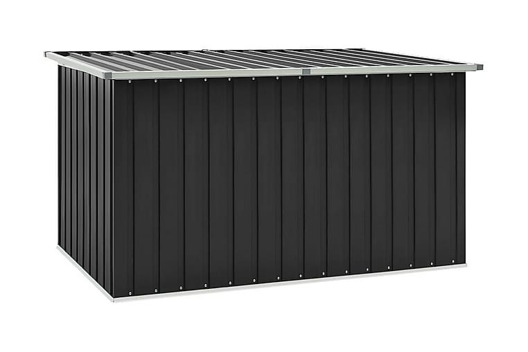 Dynbox antracit 171x99x93 cm - Grå - Utemöbler - Dynboxar & möbelskydd - Dynboxar & dynlådor