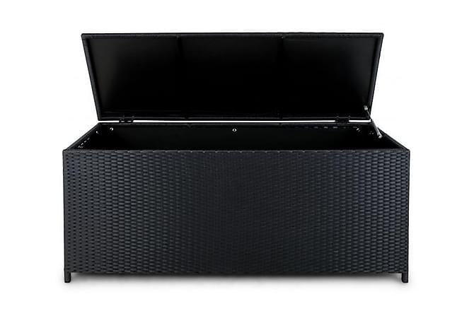 Epifania Dynbox - Svart - Utemöbler - Dynboxar & möbelskydd - Dynboxar & dynlådor