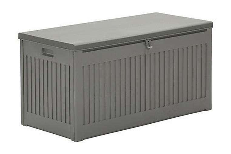 Primo Dynbox 109x51 cm Grå - Garden Impressions - Utemöbler - Dynboxar & möbelskydd - Dynboxar & dynlådor