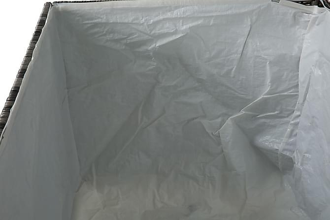 Sydney Dynbox - Grå - Utemöbler - Dynboxar & möbelskydd - Dynboxar & dynlådor