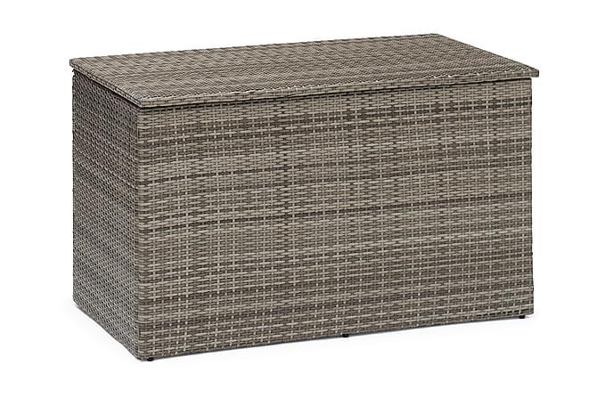 Hillerstorp Wisconsin Dynbox - Gråbrun - Utemöbler - Dynboxar & möbelskydd - Dynboxar & dynlådor