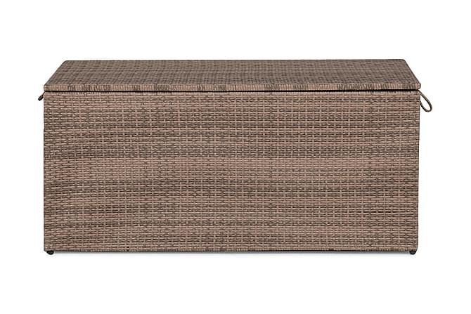 Zahara Dynbox - Sand - Utemöbler - Dynboxar & möbelskydd - Dynboxar & dynlådor
