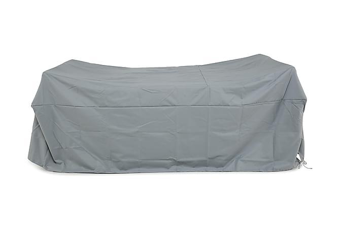Möbelskydd 255x255x65 cm - Grå - Utemöbler - Dynboxar & möbelskydd - Möbelskydd