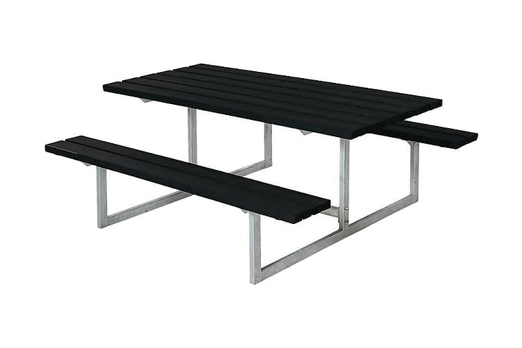 Basic bord- och bänkset - längd 177 cm - Utemöbler - Välj efter material - Trä & teak