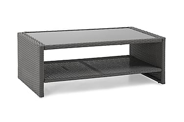 Rolls Soffbord med Hylla 111,5x58 cm