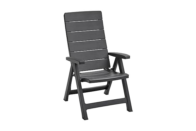 Brasilia Positionsstol - Grafit - Utemöbler - Stolar & Fåtöljer ute - Positionsstolar
